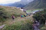 20.08.2016 43. Internationaler Silvretta Ferwallmarsch
